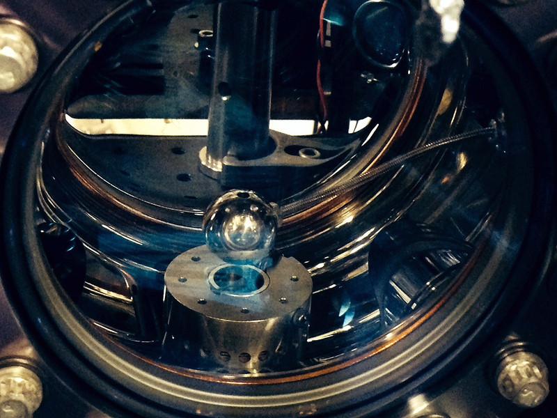 Dos experimentos se adentran en el lado oscuro del universo