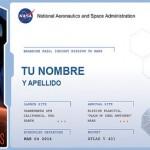 Envía tu nombre a Marte