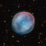 La nebulosa del Búho meridional, el fantasma de una estrella