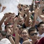 """La ONU aplaude """"a los millones de jóvenes que protestan en defensa de sus derechos"""", en este Día Internacional de la Juventud 2015"""