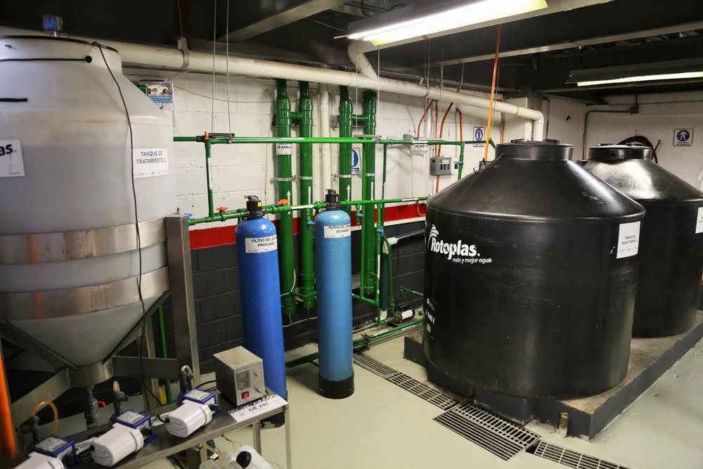 Prototipo mexicano recicla agua con eficiencia en empresa automotriz