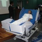 Crean especialistas mexicanos cama robótica asistencial con proyección al mercado internacional
