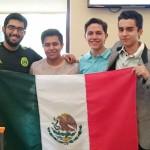 Repite estudiante mexicano bronce en la Olimpiada Internacional de Geografía