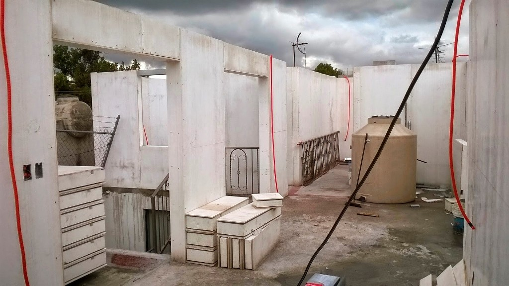 Crea empresa mexicana tecnología de autoconstrucción de casas que abate 80% de costos