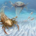 Descubren un 'escorpión marino' gigante