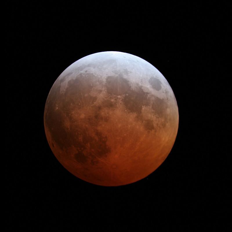Eclipse lunar el 27 de septiembre: ayudará a investigar los impactos en la Luna