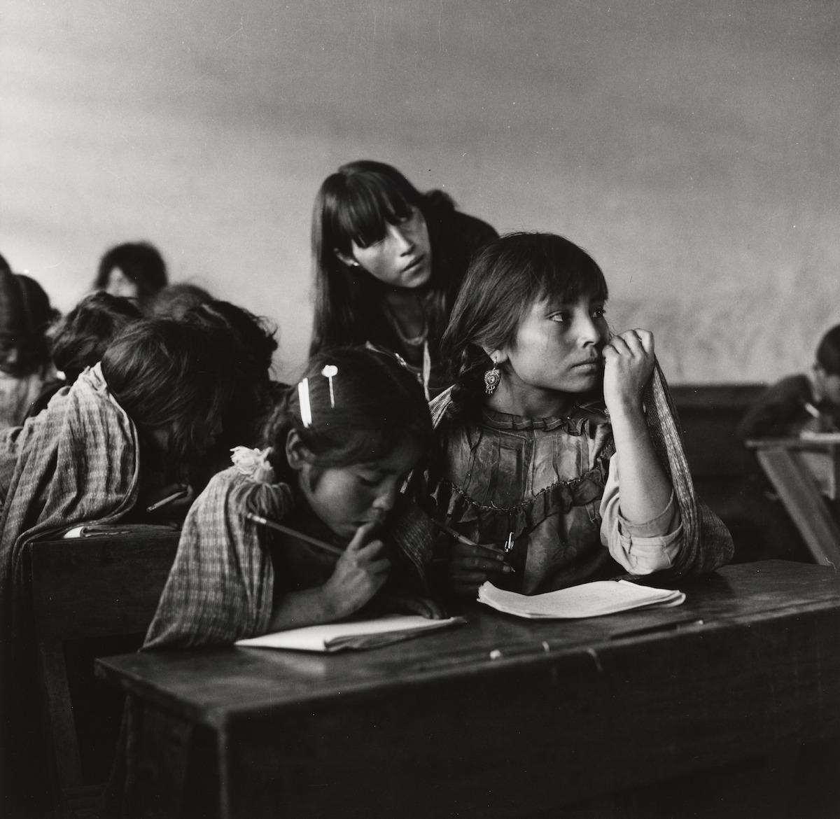Escuela mazahua, Mariana Yampolsky, 1984- MOMA