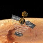En Marte hubo grandes inundaciones, provocadas por enormes avalanchas de agua subterránea