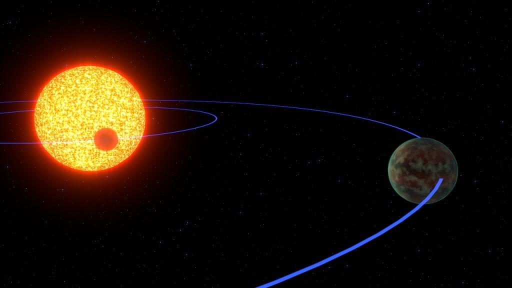 Una astrónoma chilena descubre un planeta que tiene tres veces la masa de Júpiter