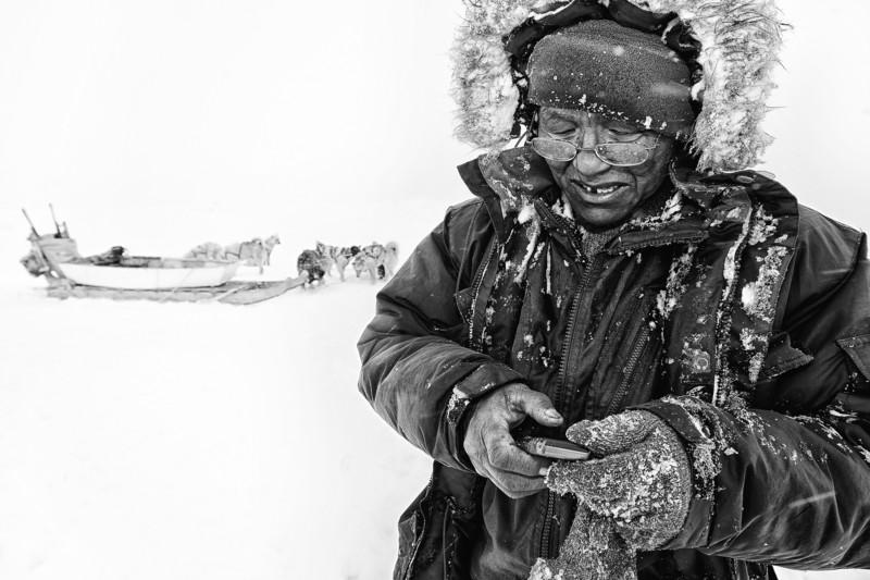 Los inuit, protegidos genéticamente de las grasas