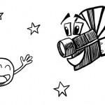 Miles de dibujos de niños europeos viajarán al espacio a bordo de 'CHEOPS'