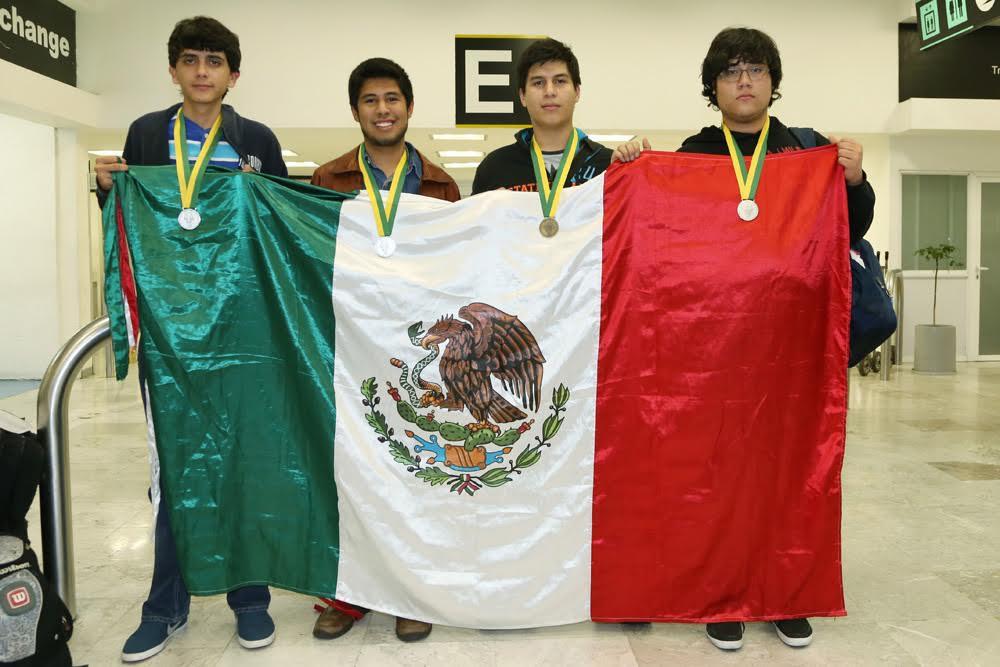De plata y bronce las medallas de México en Olimpiada Iberoamericana de Química