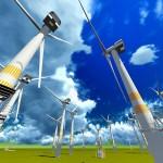 Un modelo probabilístico calcula la mejor localización de un parque eólico