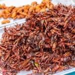 Helado de chapulín y alimentos de alacrán llegan al mercado gourmet