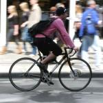 Los ciclistas varones, sobre todo los más jóvenes, fallecen más en caso de accidente