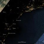 Sistema para evaluar el origen de la contaminación lumínica en las ciudades