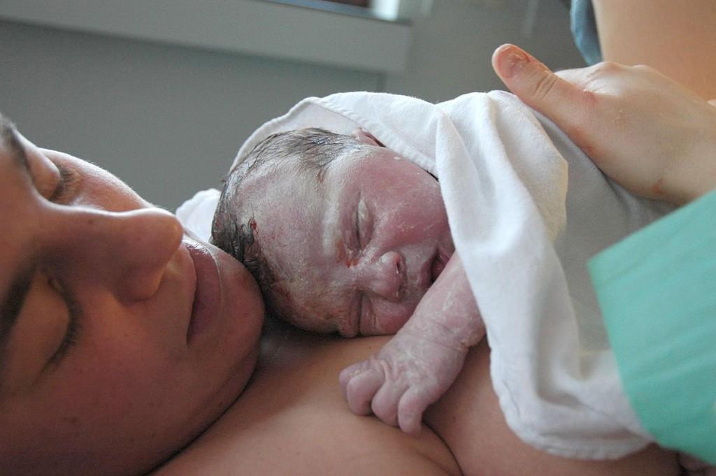 Recién nacido y su mamá- UGR