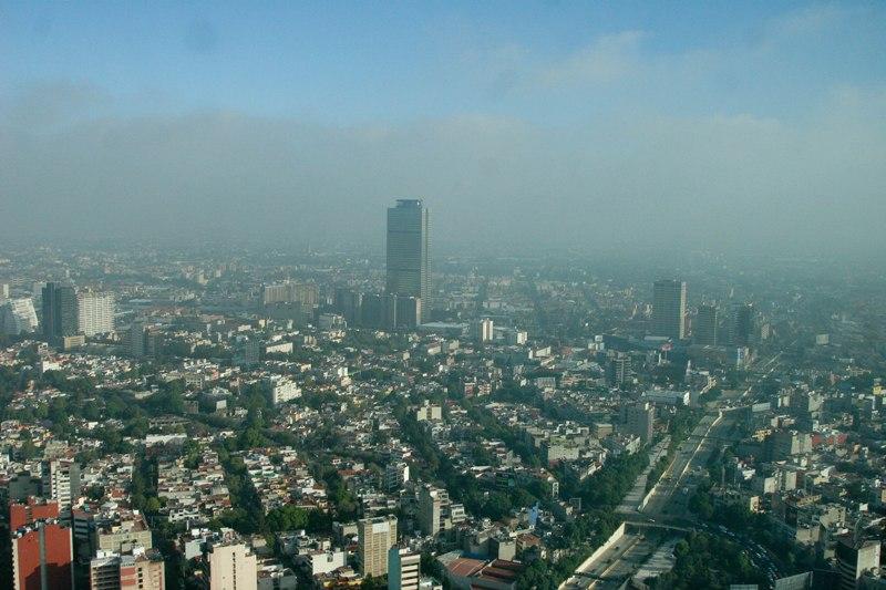 Diseñan prototipo en la UNAM que elimina la contaminación del aire