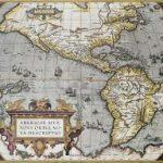 América según Ortelius