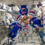 microorganismos en la Estación Espacial Internacional