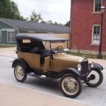 Ford T, el primer automóvil hecho en masa