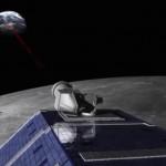 LADEE enviando datos vÍa láser desde la Luna- NASA