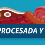 La carne procesada y el cáncer Infografía de Oncosalud