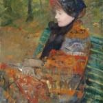 Otoño, Mary Cassatt, 1880- Museé des Beaux Arts de la Ville de Paris, Petit Palais, Paris