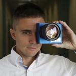 Nueva cámara infrarroja para detectar fugas de gases
