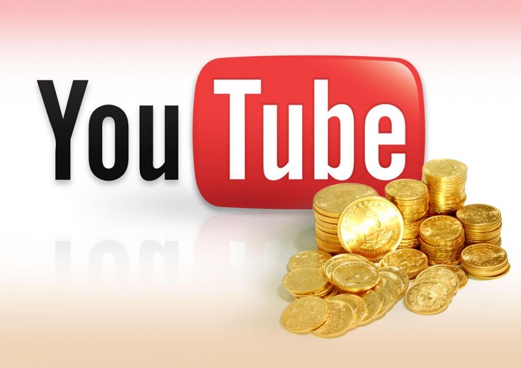 YouTube y dinero