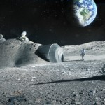 Construir una base permanente en la Luna, objetivo de la ESA (VIDEO)