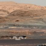 En el cuarto aniversario de su lanzamiento, Curiosity se dirige hacia unas dunas activas en Marte
