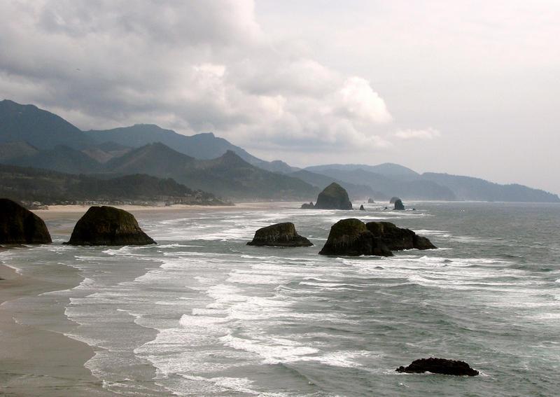 Océano Pacófico- Matt McGee