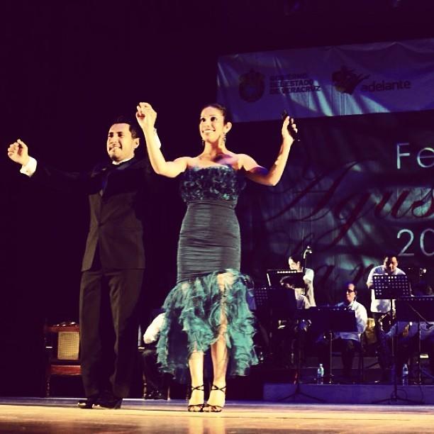 Sonia Gamboa, danzon 3-29