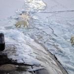 El Ártico se derrite y el mundo se disputa los casquetes