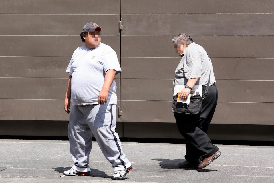 Sobrepeso, obesidad- Alex Cruz, EFE (archivo)