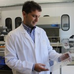 Suero de leche para hacer envases de polímeros biodegradables
