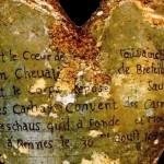 Cinco corazones enterrados hace siglos ¿cuál era su salud? (VIDEO)