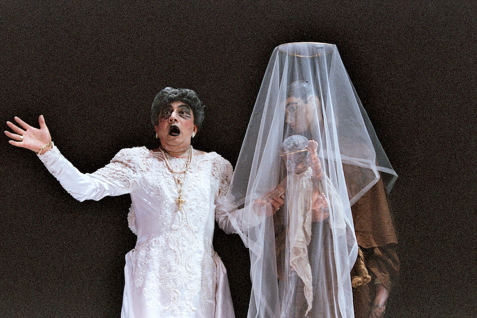 """""""La Virgen Loca"""", una obra con 41 años de representaciones continúas"""