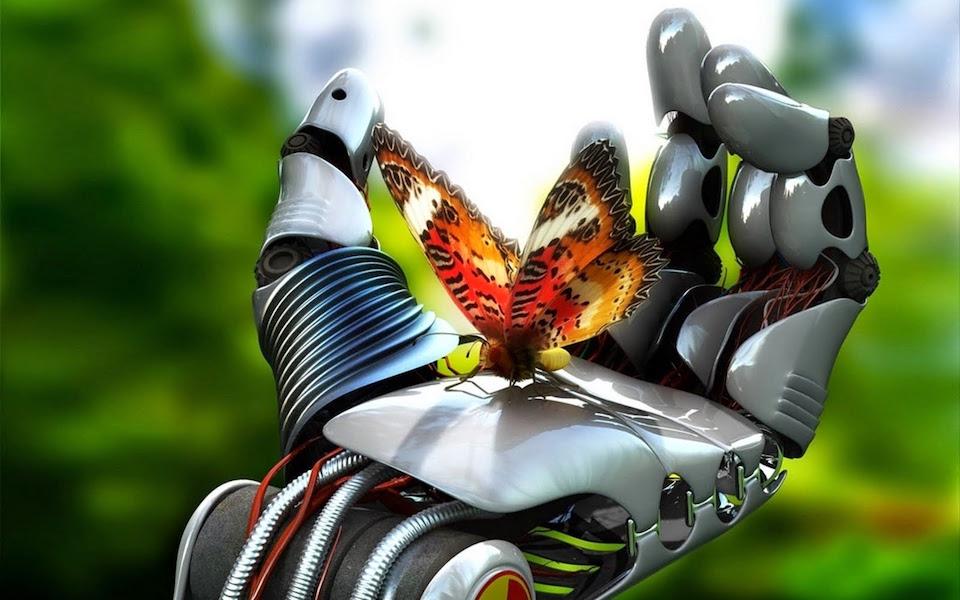 Naturaleza y robótica