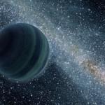 ¿Existen planetas con materia oscura?
