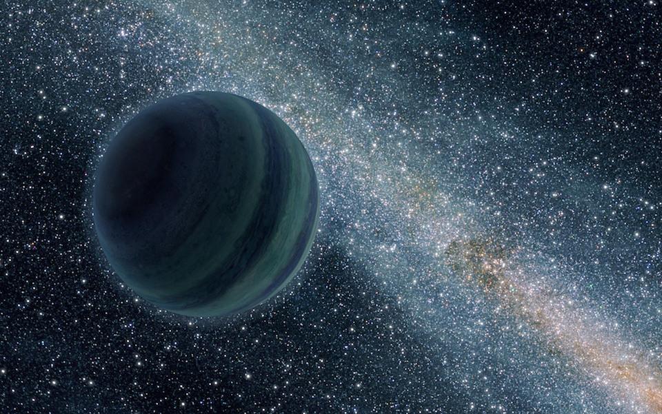 Planeta similar a Júpiter flotando libremente en el espacio sin estrella- NASA_JPL-Caltech