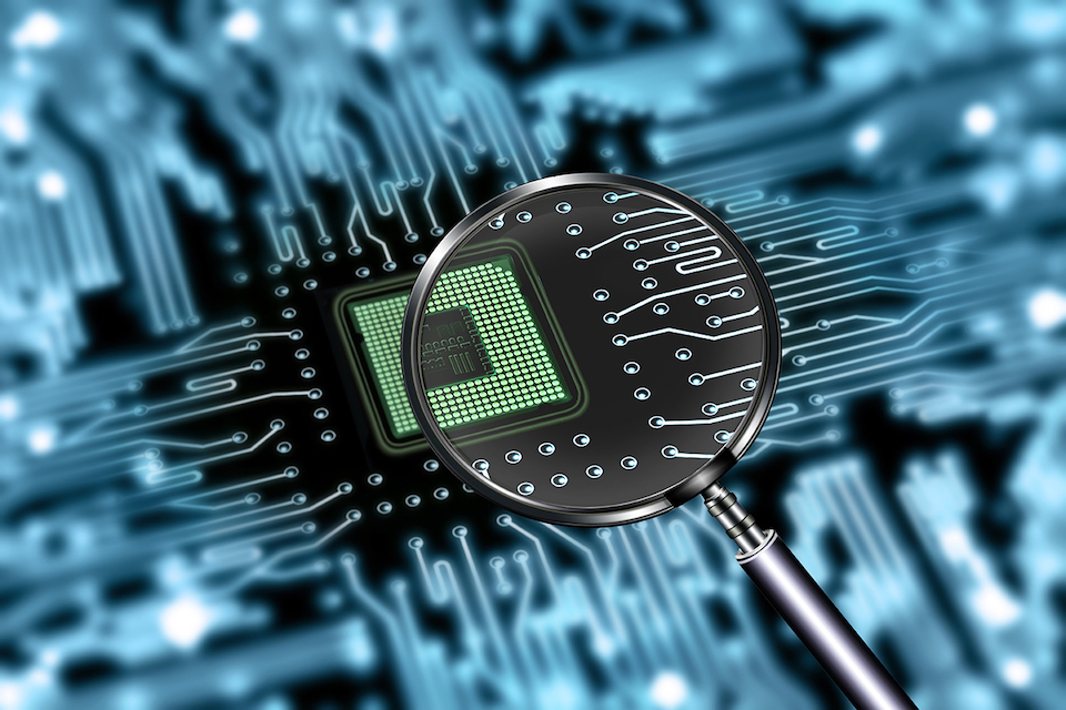 Chip biosensor
