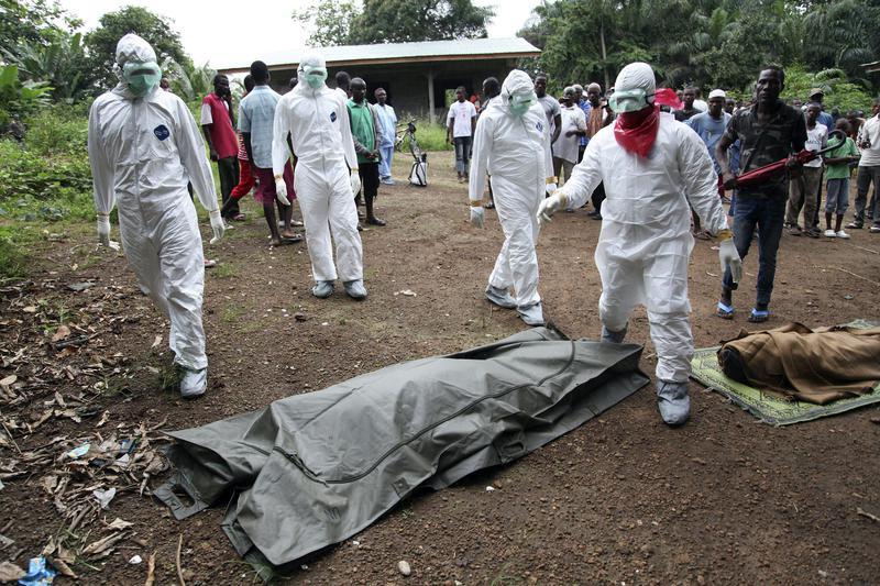Fallecido por ébola- Ahmed Jallanzo, EFE