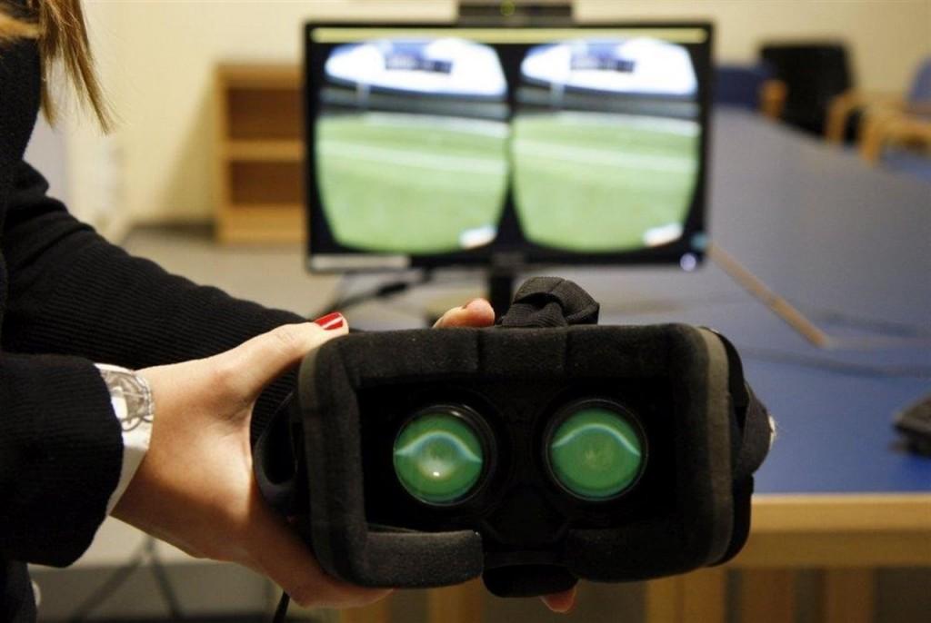 Gafas de realidad virtual- UC3M