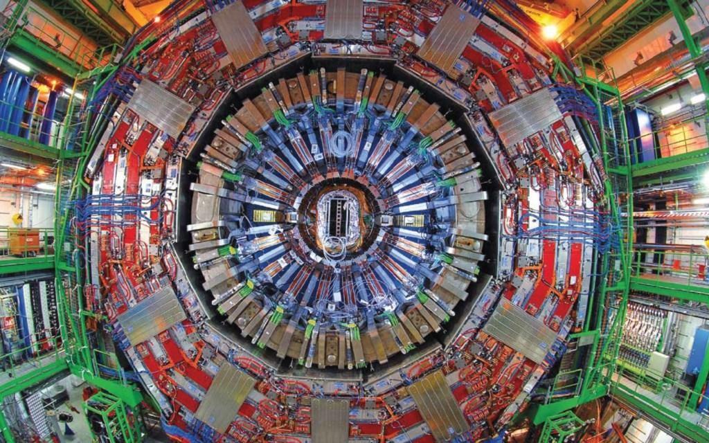 Gran Colisionador de Hadrones- CERN