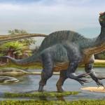 El 'Spinosaurus', el dinosaurio carnívoro más grande conocido, que se alimentaba como un pelícano