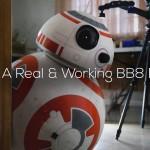 ¿Quieres armar un BB-8 con materiales caseros?