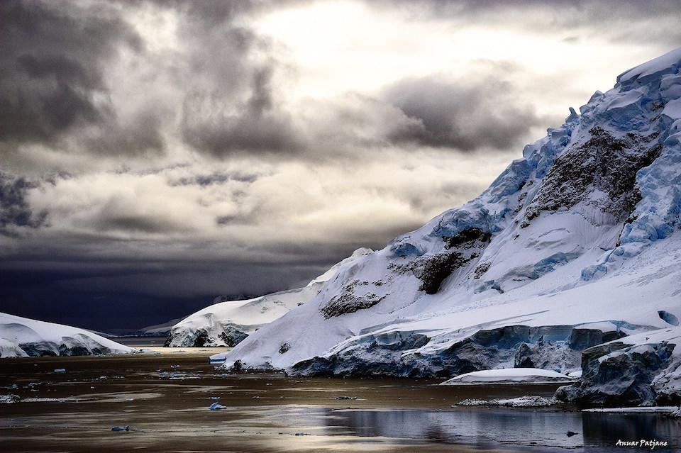 Antartida- Anuar Patjane