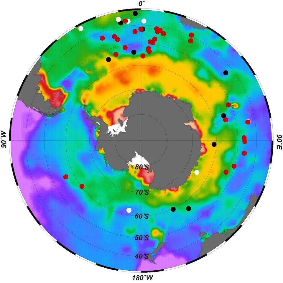 Cambios cualitativos en la oxigenación entre el último Máximo Glacial (LGM) y el Holoceno- UAB